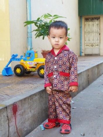 kampong cham enfant
