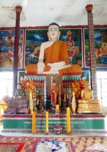 stung treng bouddha