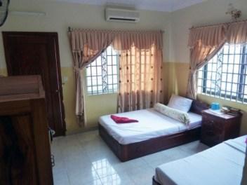 Cham Roan Leap Guesthouse chambre