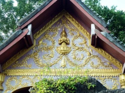Laos, Luang Prabang, Temple du Mont Phousi