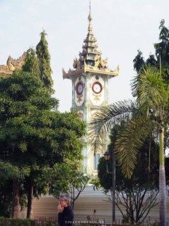 clock tower mahagandayon
