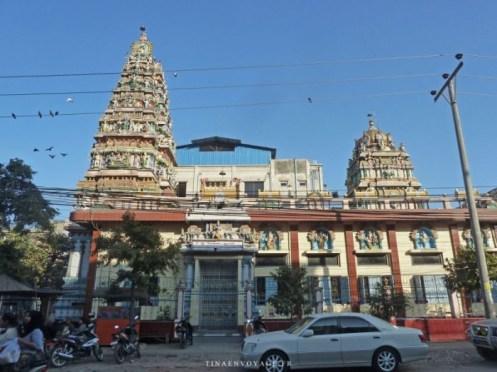 Mandalay Stupa