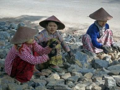 Mandalay workers