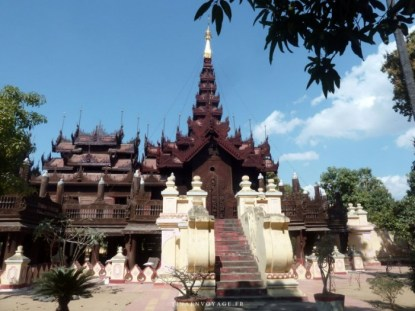 monastère Shwe In Bin Kyaung