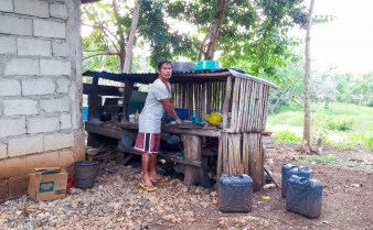 Mes nouveaux amis de Larena-Sandugan à Siquijor aux Philippines