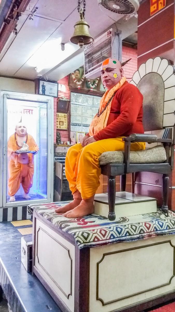 Rishikesh, Chotiwala Restaurant et son emblème