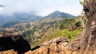 Les chemins menant à Ramkot