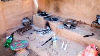 Cuisine à Ramkot