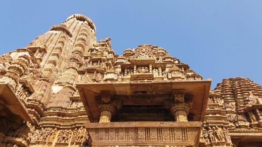 Temples de Khajuraho