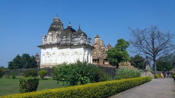 Temple de Parvati Khajuraho