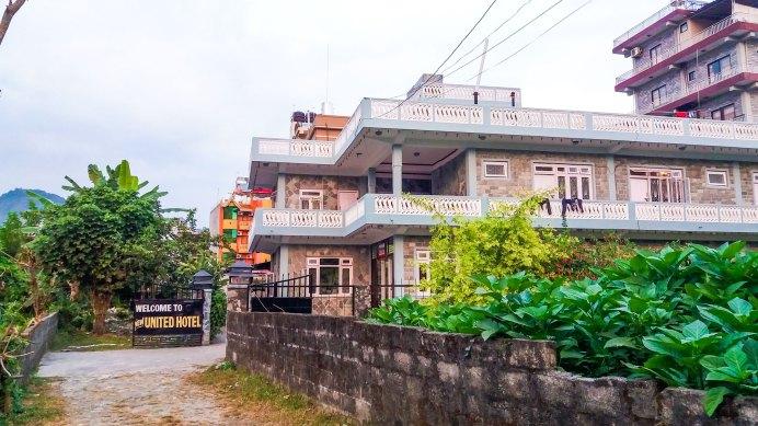 New United Hotel à Pokhara