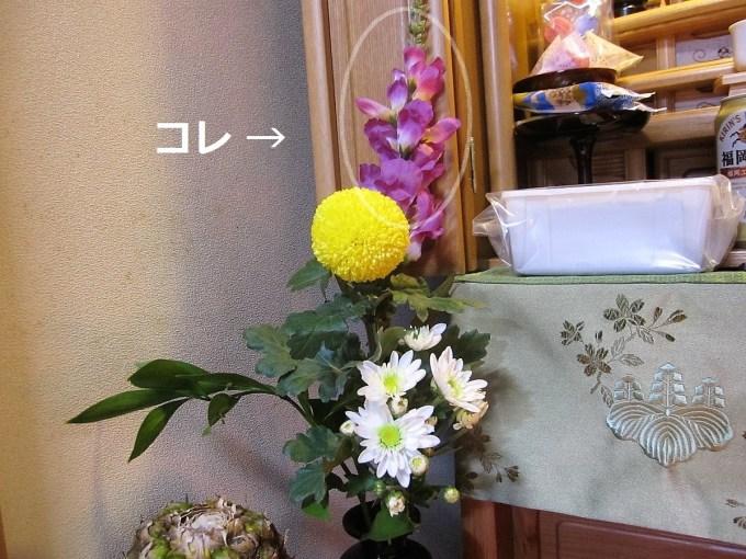 仏壇 お供え 花