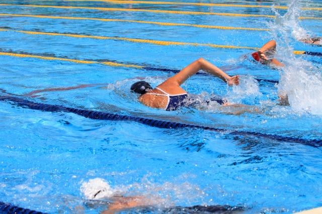 水泳 自由形 クロール以外