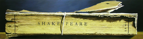 shakespeare binding
