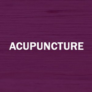 Mulberry Services - Acupuncture