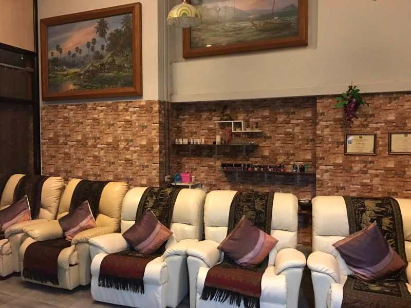 MULBERRY MASSAGE CHAIRS