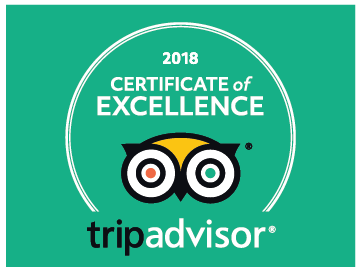 2018 CERTIFICATE OF EXCELLENCE MULBERRY MASSAGE