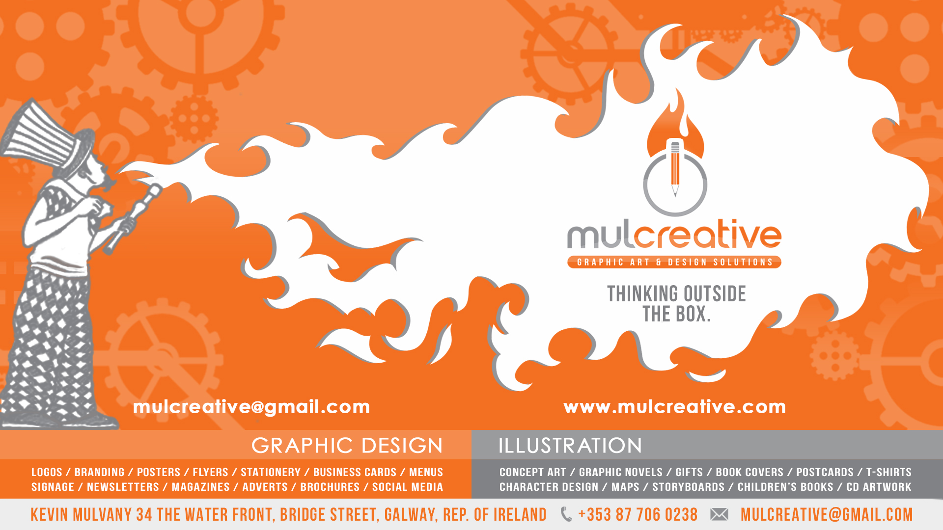 creating ideas mulcreative