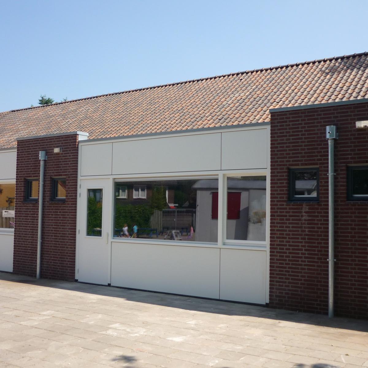 Aanbouw en verbouw PCBS De Korenaar BSO te Apeldoorn | MulderBV
