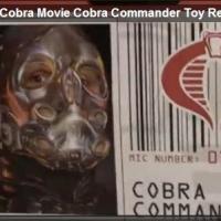 No Es Un Lagarto, Es El Comandante Cobra