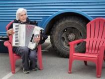 Ken Karabelnikoff plays & sings Irish music, July 11th.