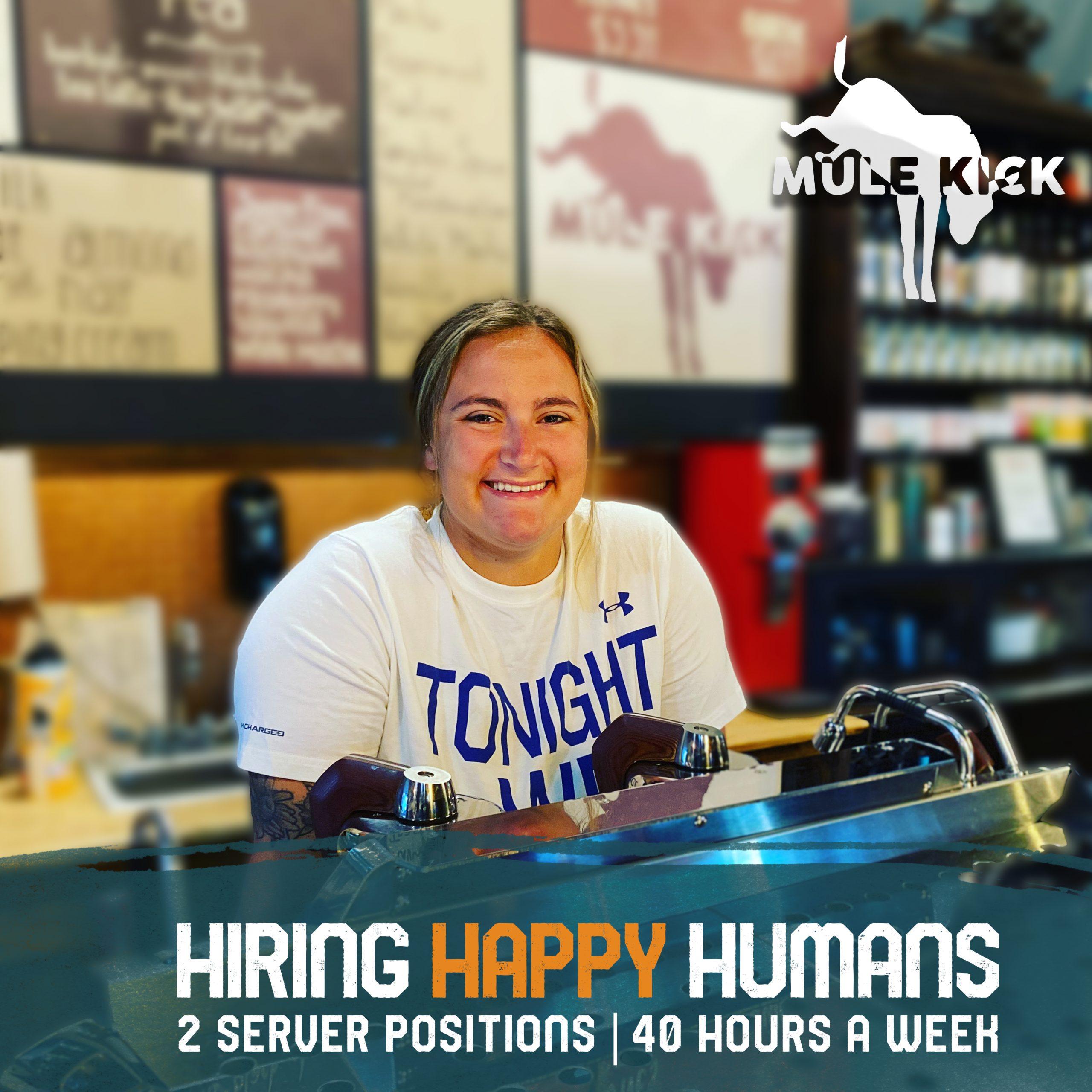Hiring Happy Humans