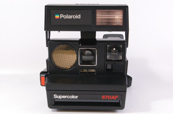 Get your Polaroid Supercolor 670 at mulens.com