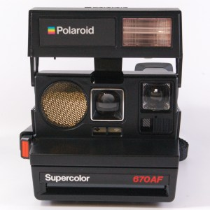 Get your Polaroid Supercolor 670 at mulens.com