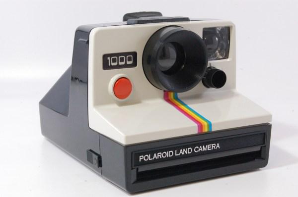 Get you Polaroid 1000 Land camera from mulens.com
