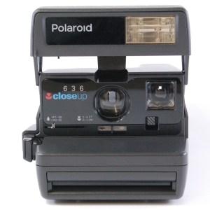 Get your Polaroid 636 CloseUp at mulens.com