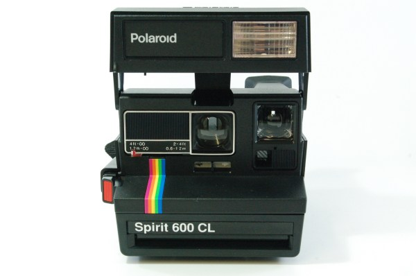 Get your Polaroid Spirit 600 CL at mulens.com