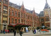Amsterdam trem