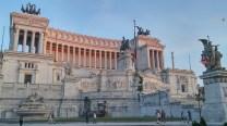 O monumento a Vittorio Emanuele