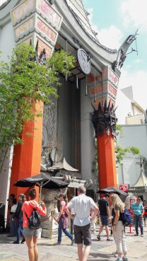 Chinese Theater Hollywood dicas