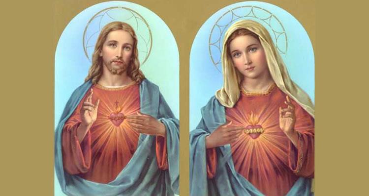 Cerimonial para a entronização do Sagrado Coração de Jesus nas ...