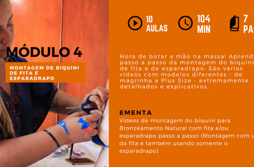 Curso Personal Bronze de Sucesso – Silmara Nunes