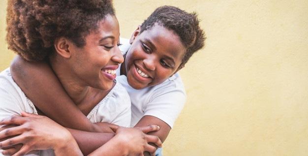 As alegrias e os desafios de ser mãe