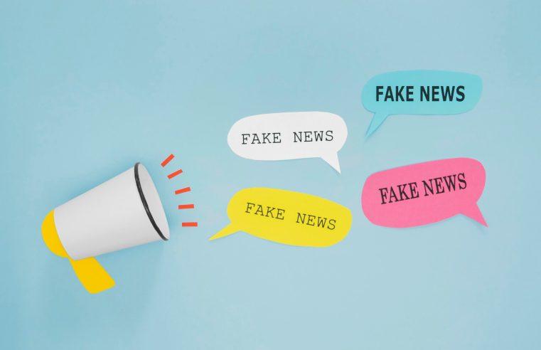 A urgente missão de dar um basta nas fake news