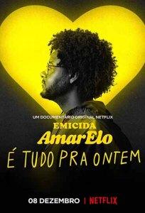 AmarElo, Amarelo, É tudo pra ontem, Emicida, Leandro Roque de Oliveira, jornalismo, netflx, documentário, teatro municipal, mulheres jornalistas