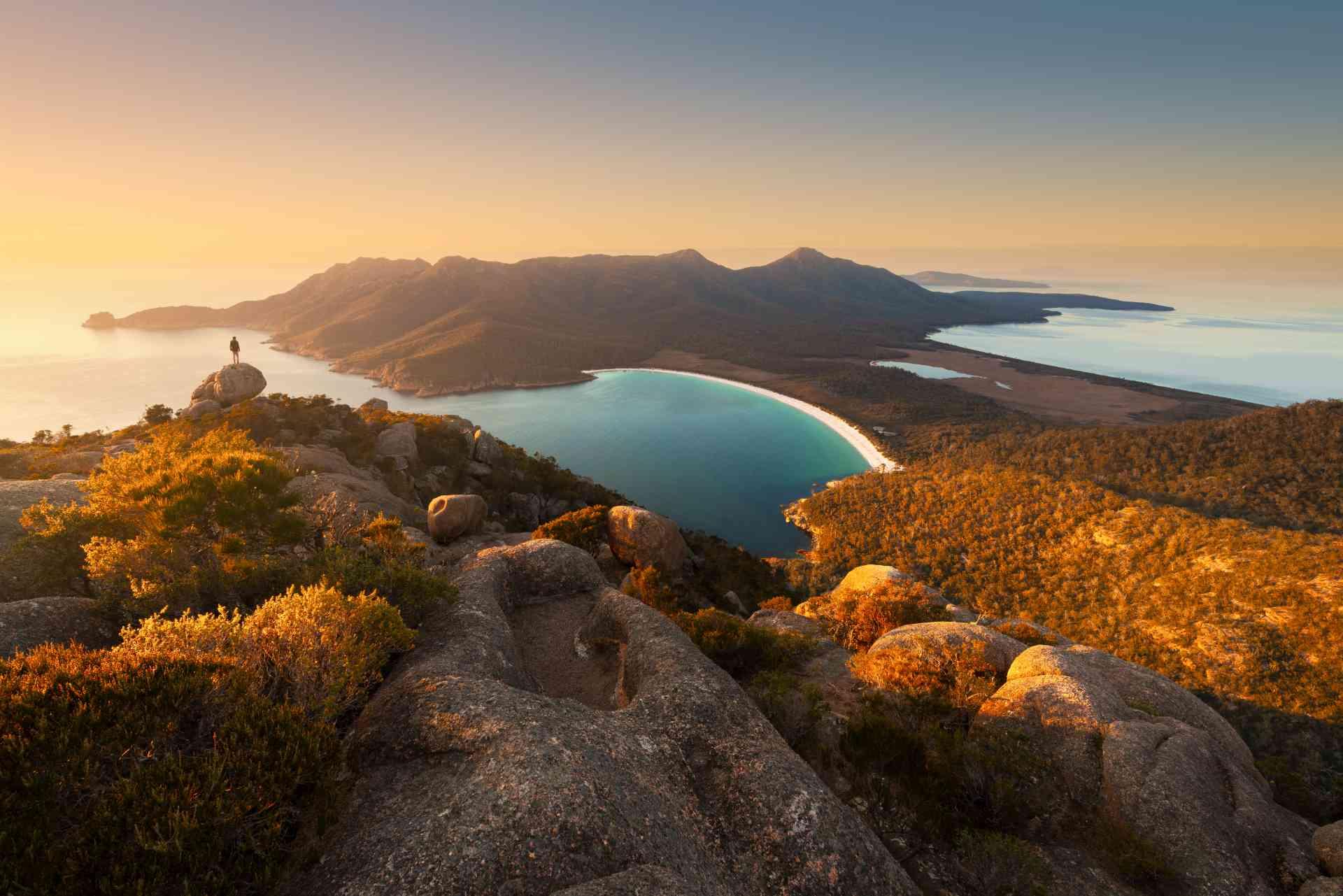 TASMÂNIA: A Terra de Van Diemen