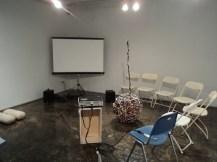 AIR como espaço para eventos, seminários, conversas