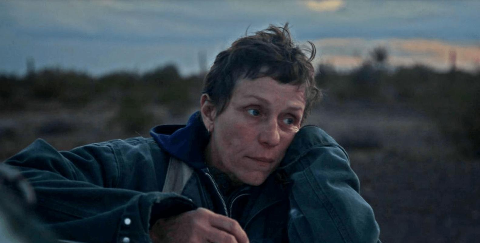 """Produtora de """"Nomadland"""", Frances McDormand tem dupla indicação no Oscar   Mulher no Cinema Produtora de """"Nomandland"""", Frances McDormand tem dupla indicação no Oscar 2021"""