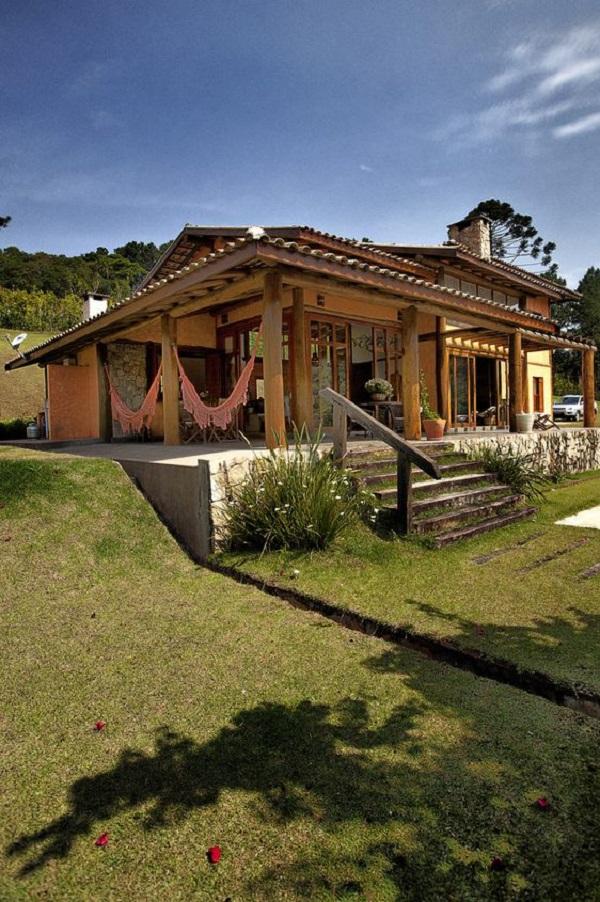 Casa de Campo  Conhea 20 opes lindas