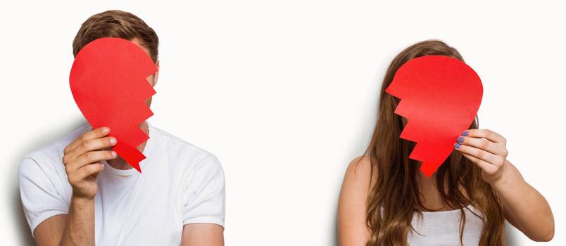 como lidar com a rejeição amorosa