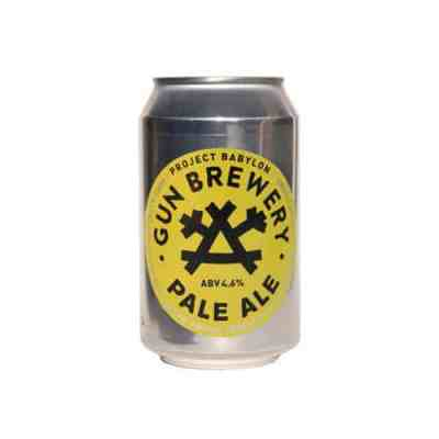 gun brewery pale ale