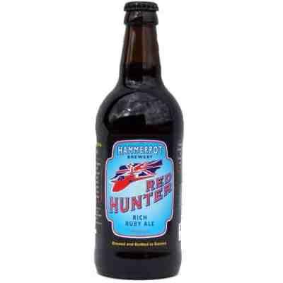 Hammerpot Brewery - red hunter