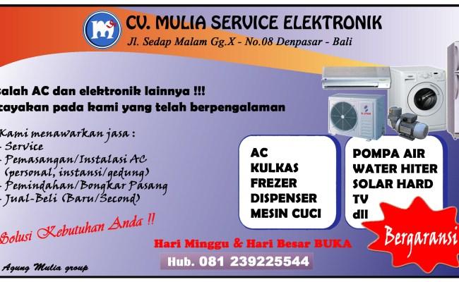 Jasa Service Contoh Brosur Service Ac Job Id Site