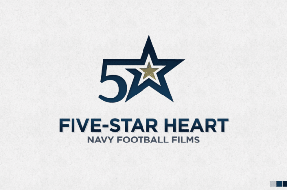 Navy Football – Five-Star Heart