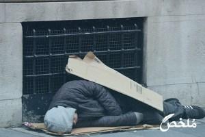تفسير حلم النوم في الشارع للعزباء