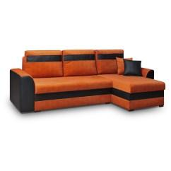 Orange Sofas Ebay Free Sofa Pick Up Service Ecksofa Eckcouch Couch Mit Schlaffunktion Und Zwei